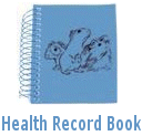 Cavy Health Record Book